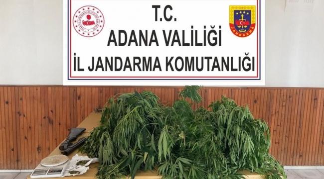 Adana'da uyuşturucu operasyonu: 48 gözaltı