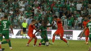 Adanaspor iyi başladı: 1-1