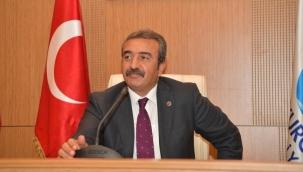 Başkan Soner Çetin'e 4 stent takıldı