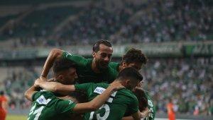 Bursaspor: 1 - Adanaspor: 1